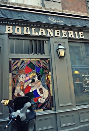 Boulangerie celebre Lyon