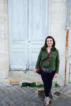 Taylor in Bordeaux