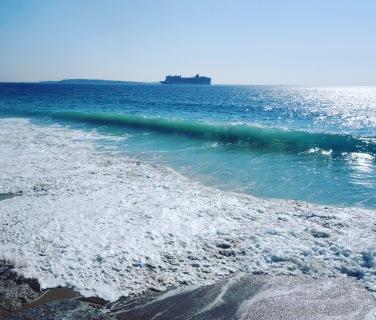 Mediterranean views in Cannes
